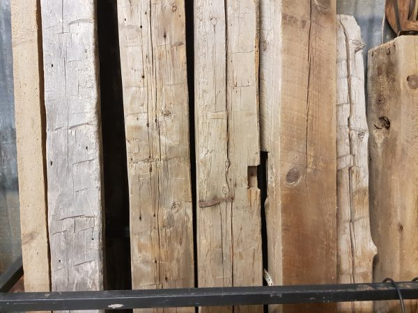 Reclaimed Barn Beams Image