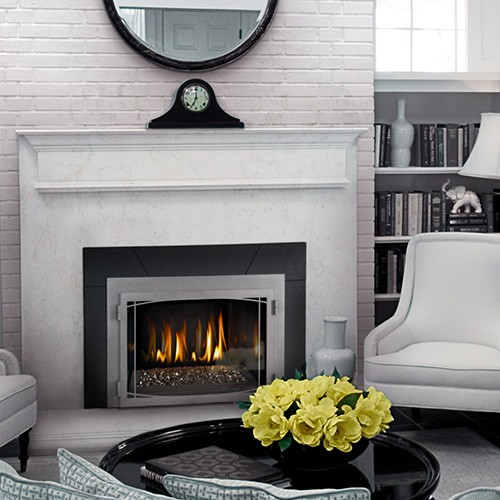 napoleon fireplace infrared 3g