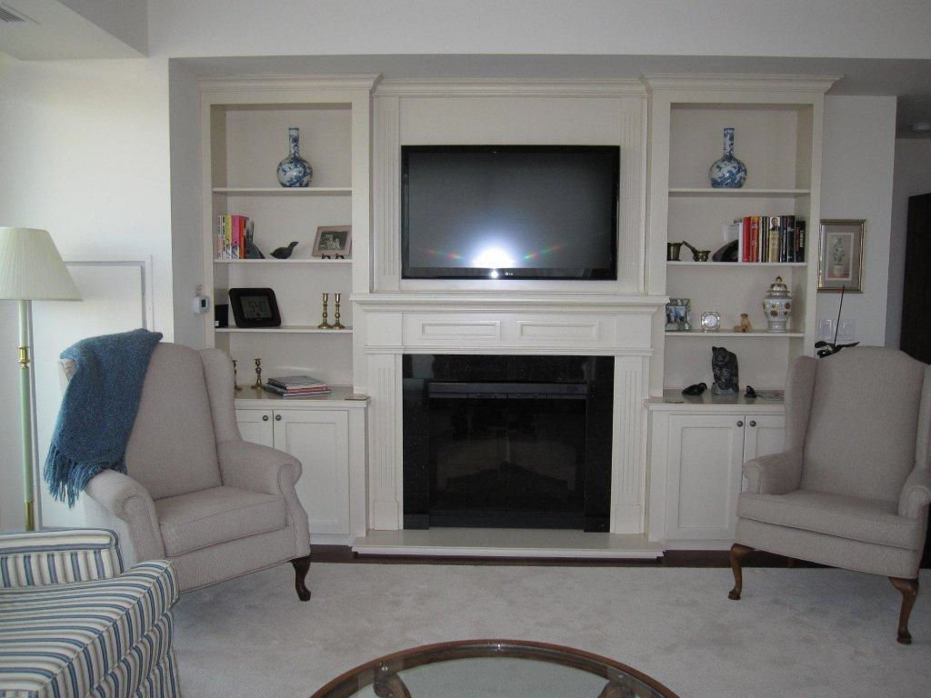 CABINETRY MILLWORK HEARTH MANOR FIREPLACES GTA
