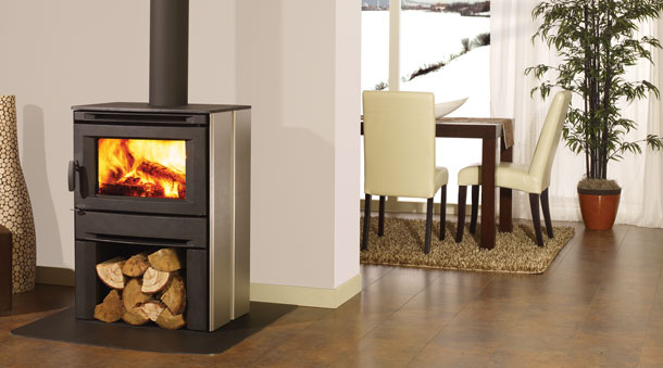 Regency Wood Burning Stoves available at Hearth Manor Fireplaces