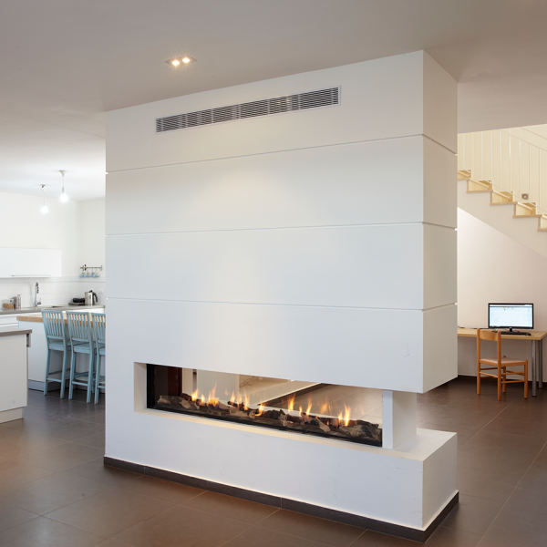 200 tunnel gas fireplace by Ortal from Hearth Manor Fireplaces