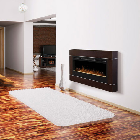 Cohesion Wall Mounted Fireplace by Dimplex