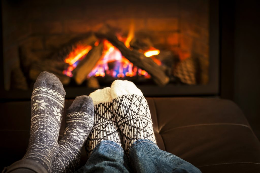 how to stay warm this winter canada