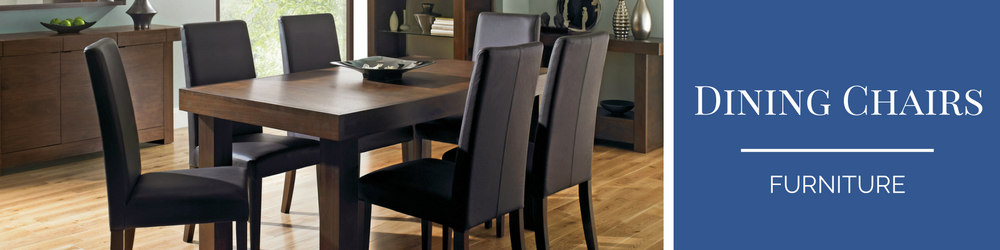 Dining Chairs banner thin Bold