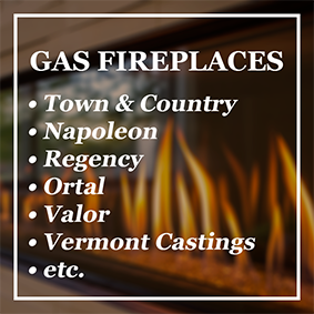 Gas Fireplaces Square Banner
