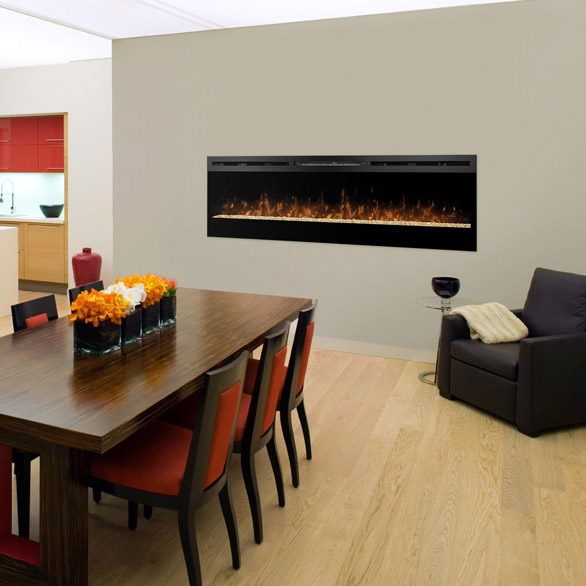 Galveston Wall Mounted Fireplace by Dimplex