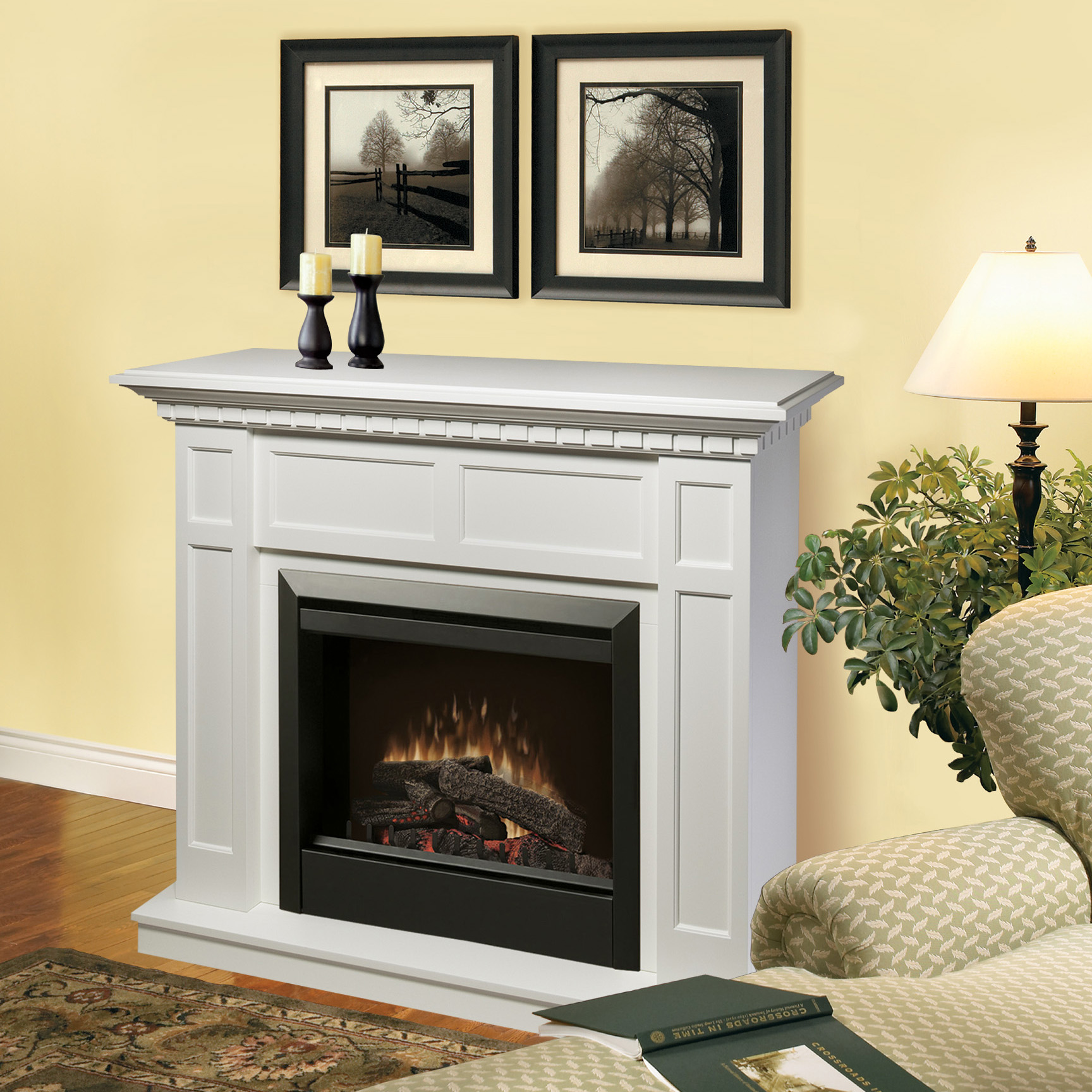 Dimplex Electric Mantles Lifestyle