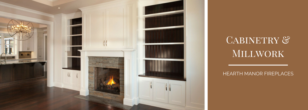 Cabinetry & Millwork main Banner hearth manor fireplaces