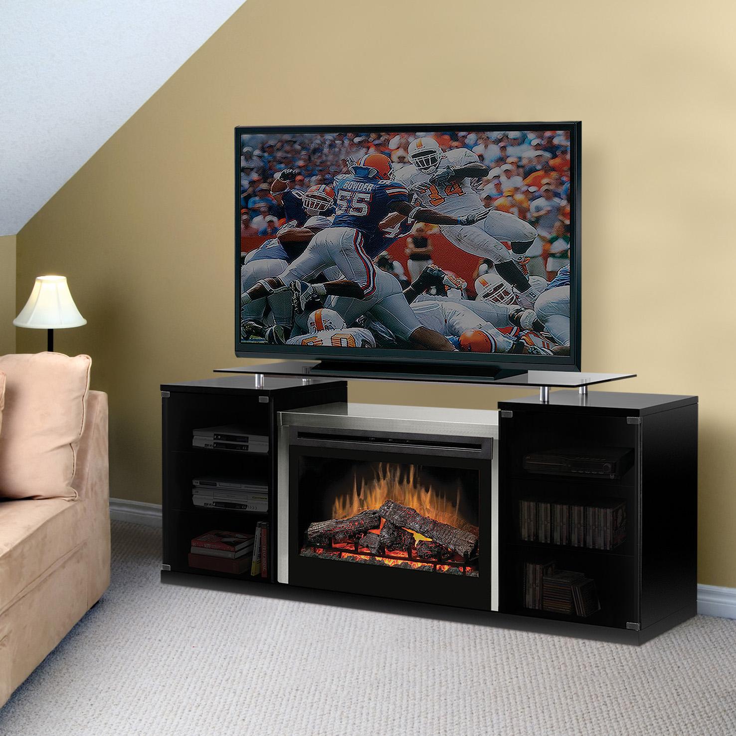 Marana Electric Fireplace Media Console by Dimplex