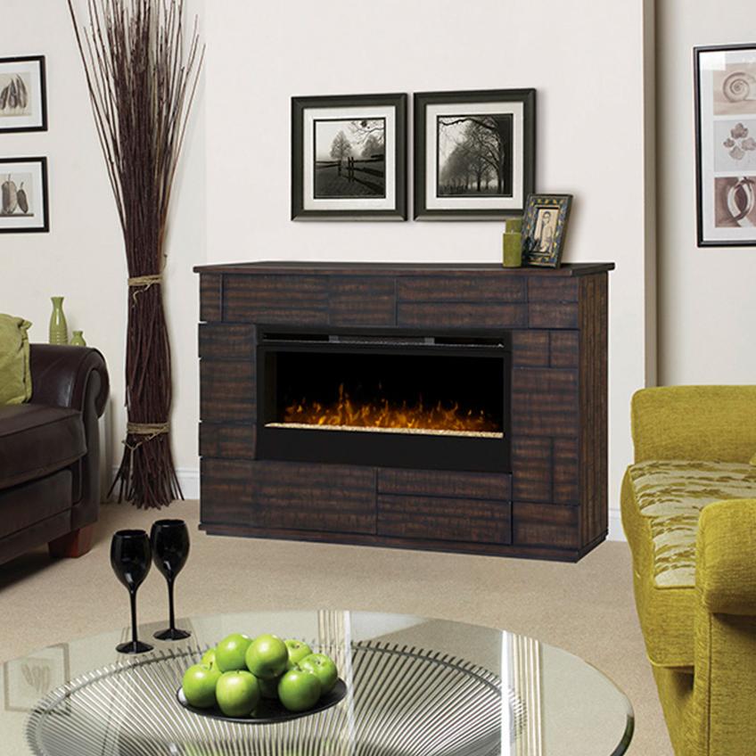 Markus Dimplex Electric Fireplace Mantle