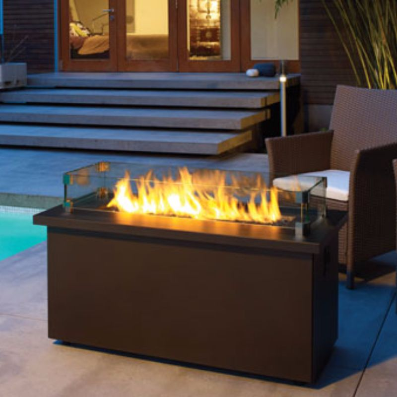 Palazzo outdoor coffee fire table