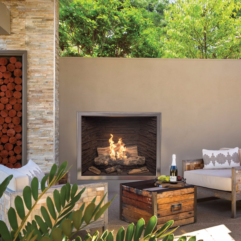 TC42 OUTDOOR | HEARTH MANOR FIREPLACES | GTA