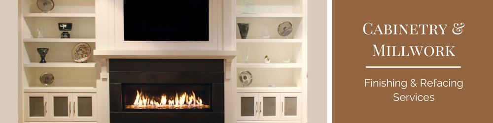 thin BOLD cabinetry and millwork banner Hearth Manor