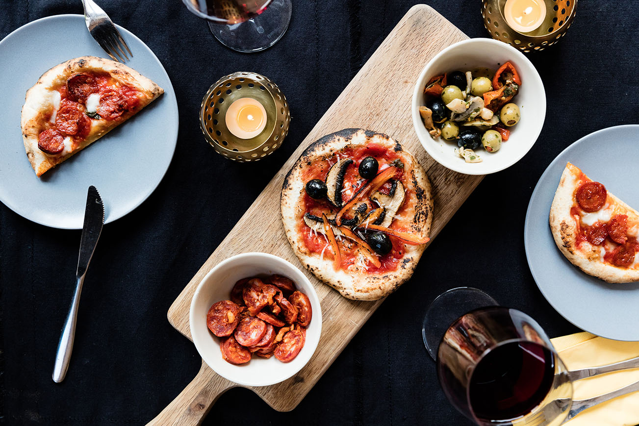 UUni Pizza Lifestyle