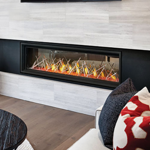 vector linear series from napoleon fireplaces