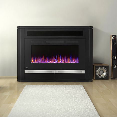 the alanis electric fireplace mantle mantel package