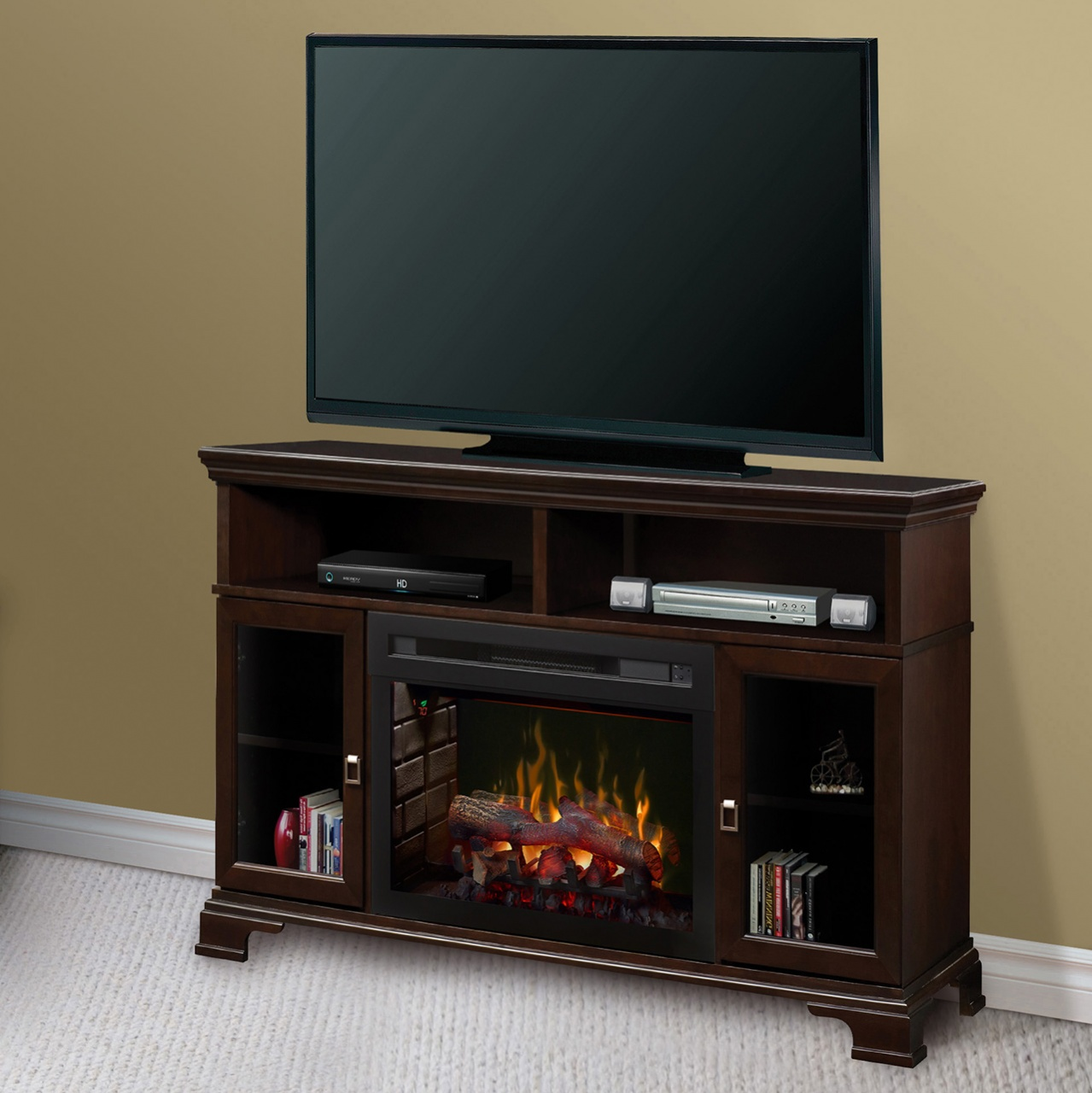 Brookings Media Console