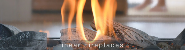 choose linear gas fireplaces