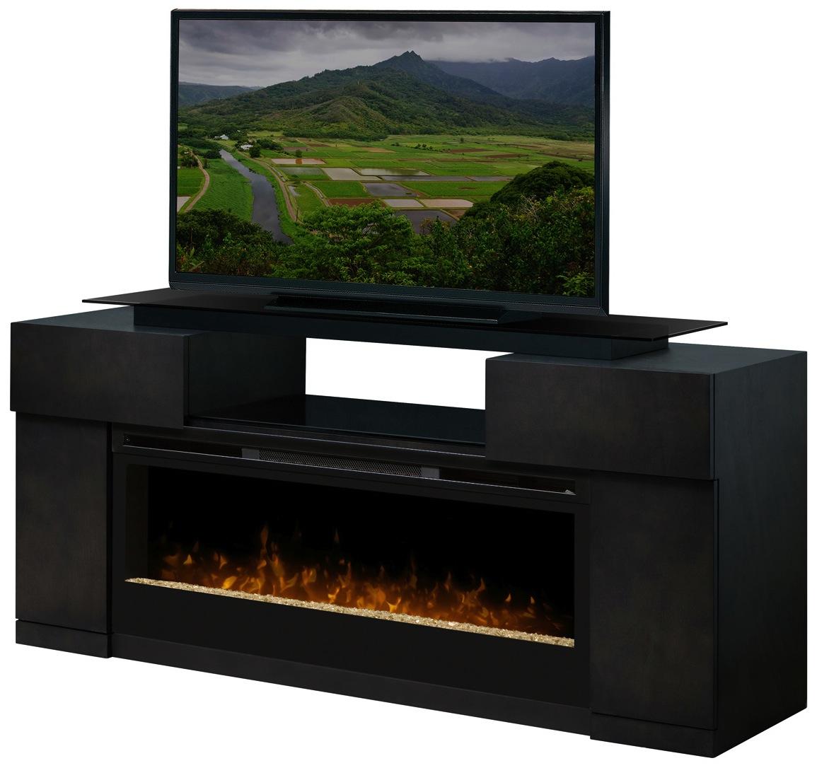 Concord Media Console Hearth Manor Fireplaces