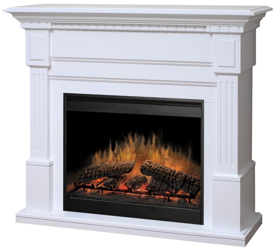 essex electric fireplace mantle by dimplex