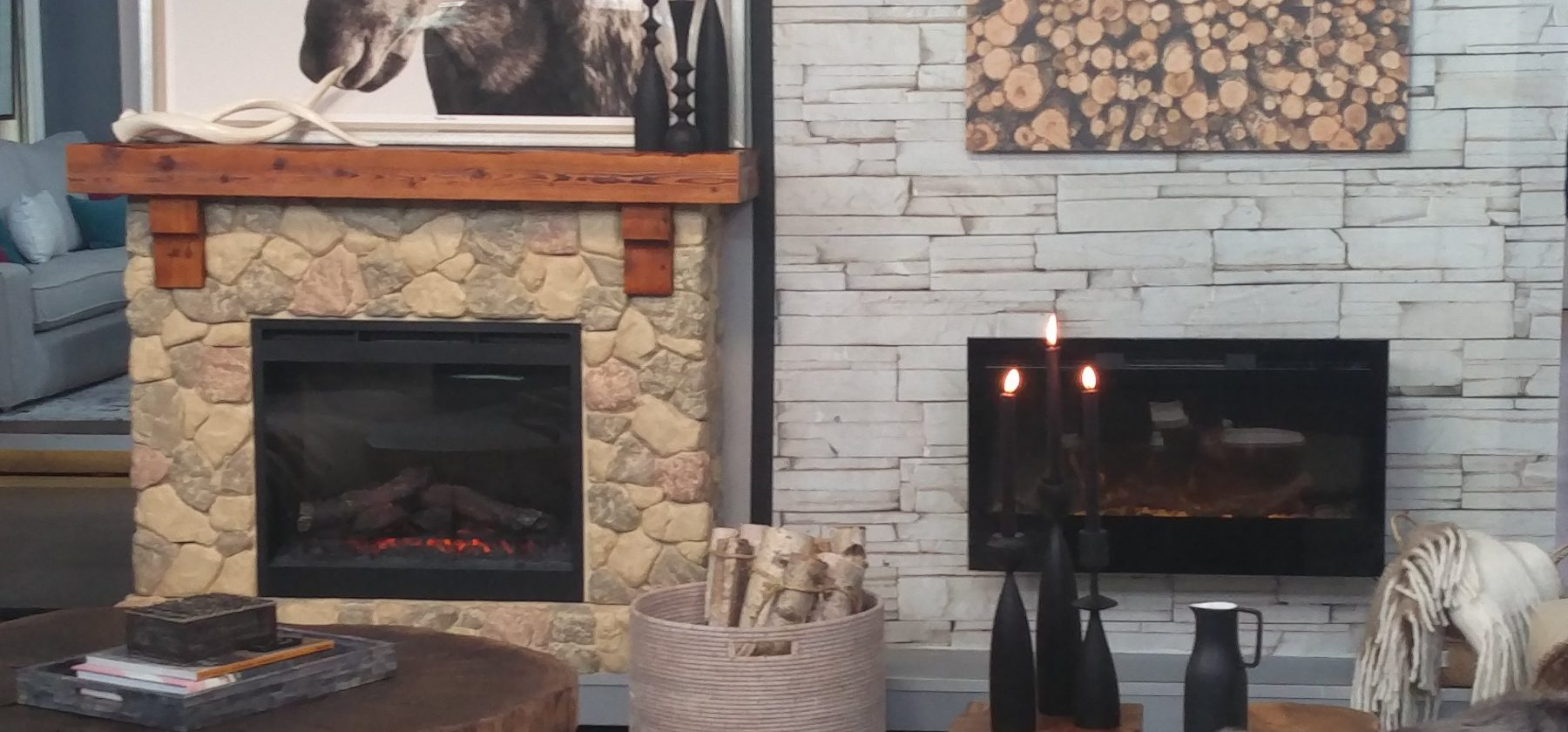 CityLine Hearth Manor Fireplaces
