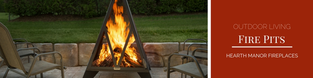 Fire Pits Thin Banner