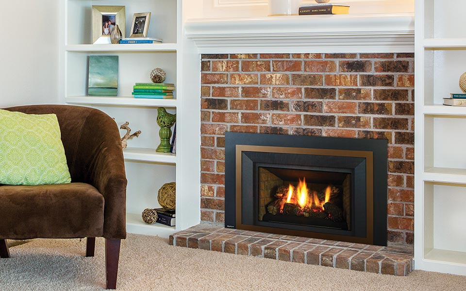 Liberty LRI3E by regency fireplaces