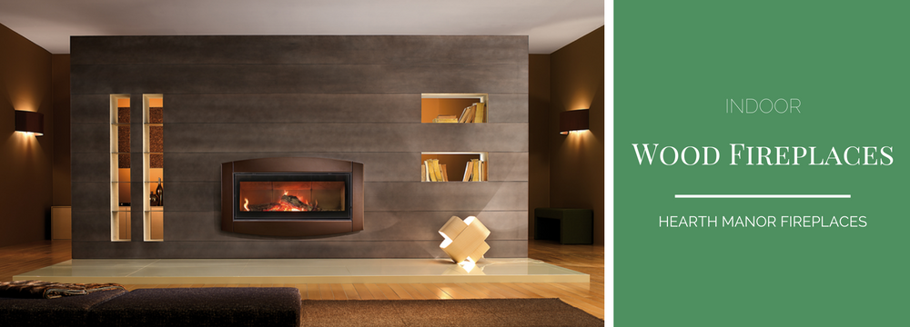 wood fireplaces main banner