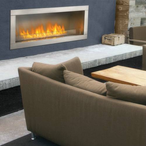 napoleon galaxy GSS48 outdoor gas fireplace