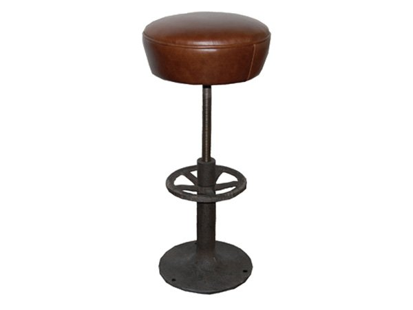 Nova straight retro style bar stool by TW studio