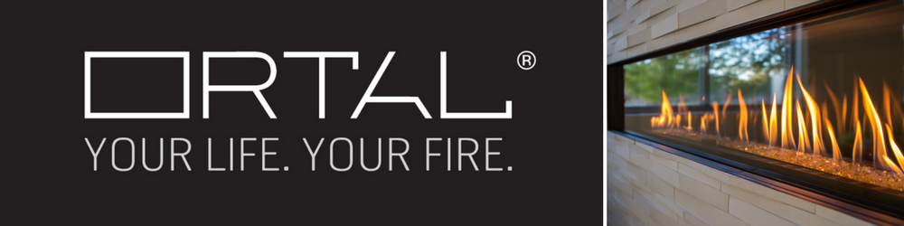 Ortal Modern Contemporary fireplaces banner