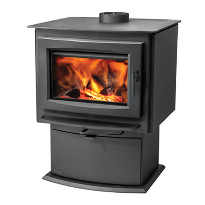 Wood burning stoves hearth manor fireplaces for Most efficient small wood burning stove