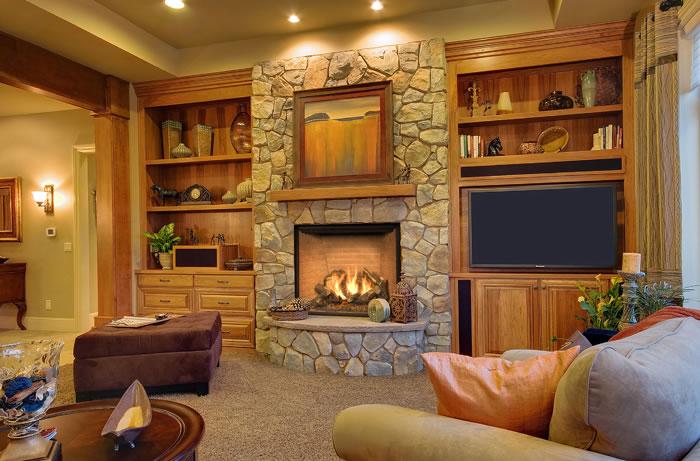 town country indoor outdoor luxury fireplaces