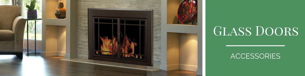 thin BOLD glass doors banner Hearth Manor Fireplaces