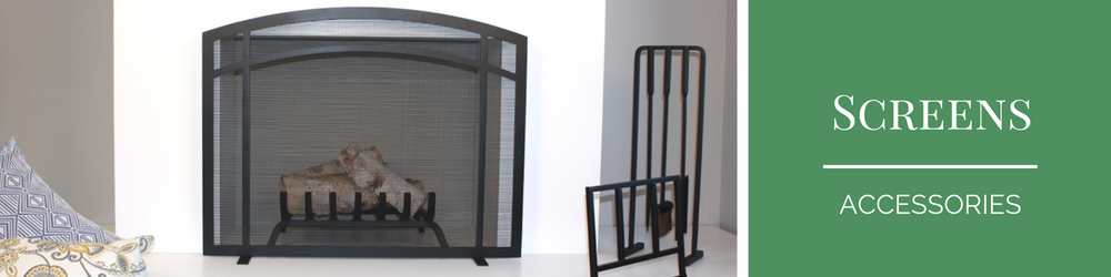 thinBOLD fireplace screens banner Hearth Manor Fireplaces